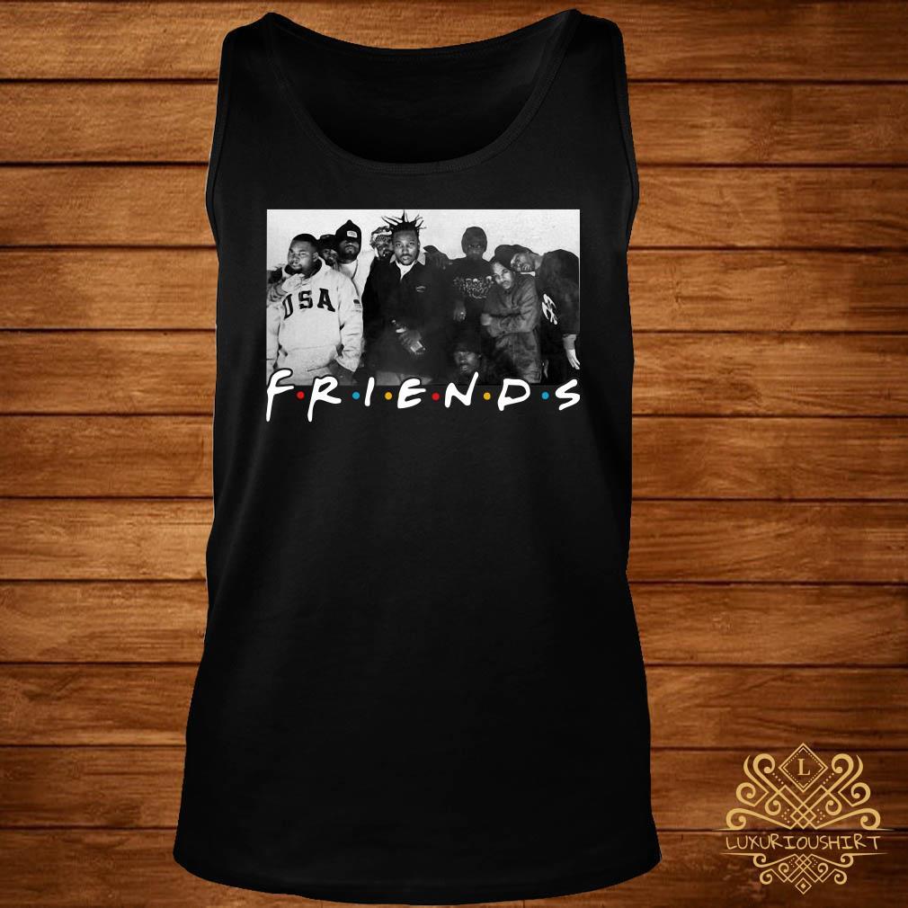 Wu-Tang Clan Friends TV show tank-top