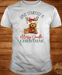 Have Yourself A Merry Doodle Christmas Shirt