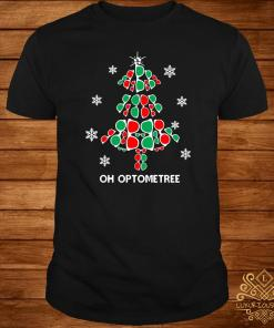 Oh Optometree Christmas Tree Shirt