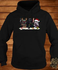 Star Wars Chibi Characters Christmas Hoodie