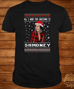 All I Want For Christmas Is Shmoney Ugly Sweater
