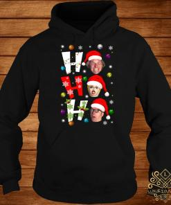 Bottom Ho Ho Ho Christmas Hoodie