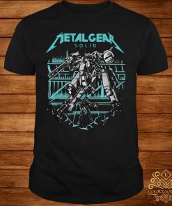 Heavy Metal Gear Solid Shirt