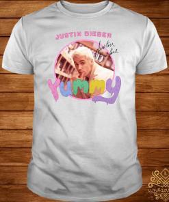 Justin Bieber Yummy Signature Shirt