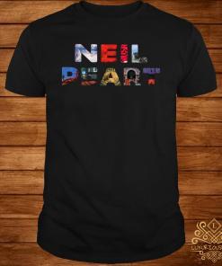 Neil Peart Shirt