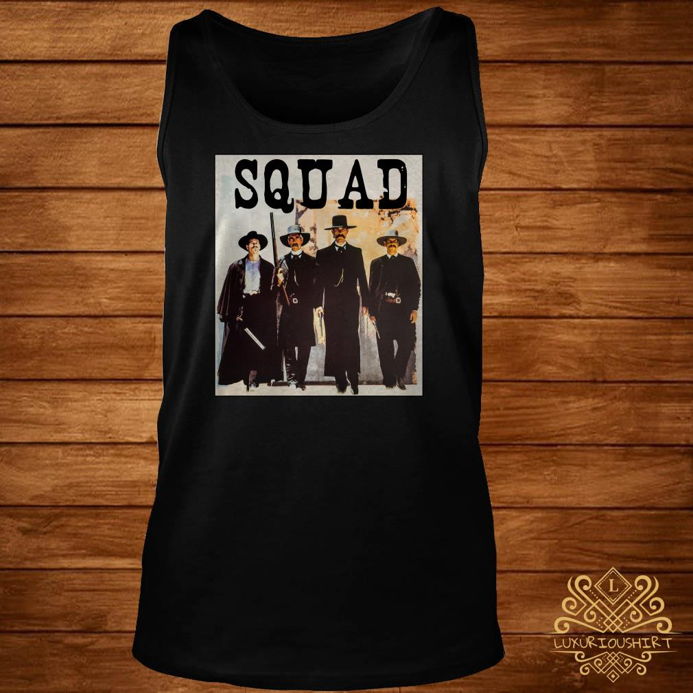 Tombstone Squad Tank-top