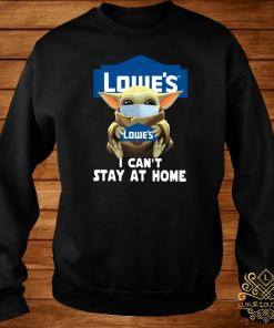 Baby Yoda Face Mask Hug Lowes I Can't Stay At Home Sweater