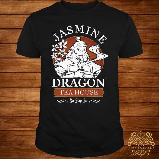 Jasmine Dragon Tea House Shirt