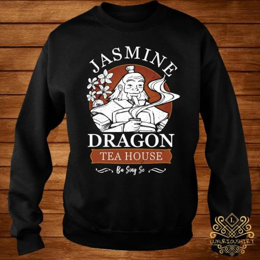 Jasmine Dragon Tea House Shirt sweater