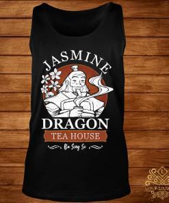 Jasmine Dragon Tea House Shirt tank-top