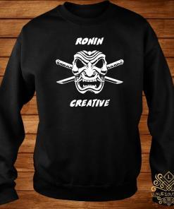 Ronin Creative Japanese Shirt sweater