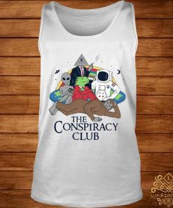 The Conspiracy Club Shirt tank-top
