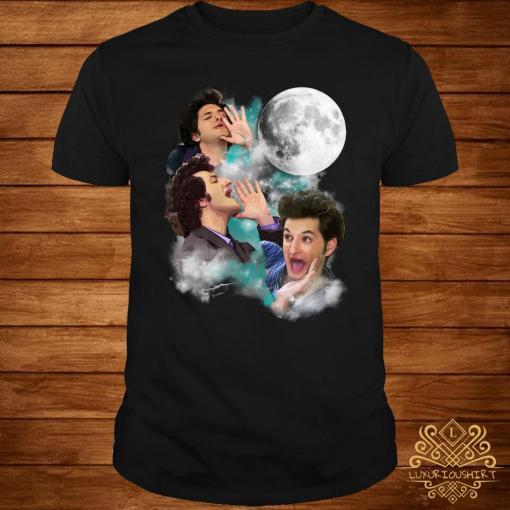 Three Jean Ralphio Moon Shirt
