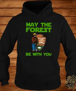 Farmer Bear May The Forest Be With You Shirt hoodie