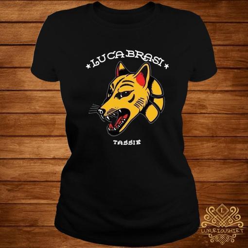 Lacabrast Tassie Shirt ladies-tee