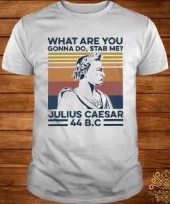 What Are You Gonna Do Stab Me Julius Caesar Shirt