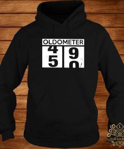 Oldometer 45 90 Shirt hoodie