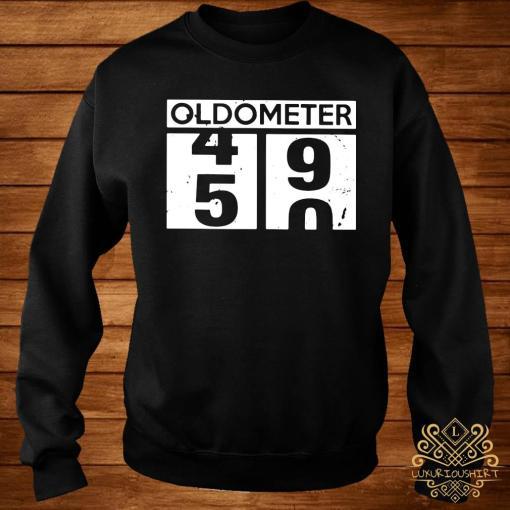 Oldometer 45 90 Shirt sweater