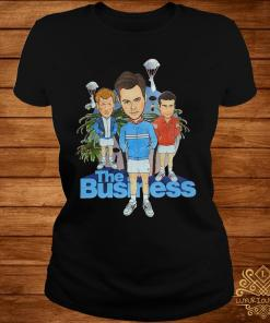 The Business Shirt ladies-tee