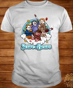 Scare Bears Horror Movie Characters Shirt