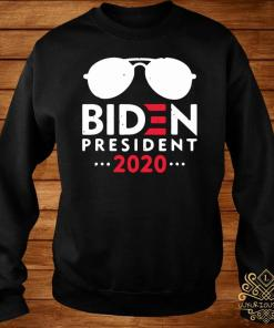 Joe Biden 2020 Vintage 46th Distressed Biden president 2020 Shirt sweater