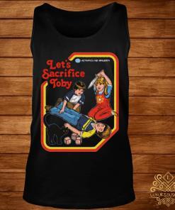 Lets Sacrifice Toby Ringer 2021 Shirt tank-top