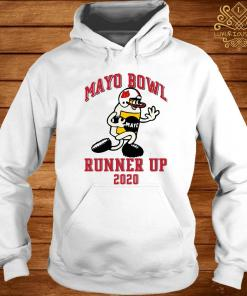 Mayo Bowl Runner Up 2020 Shirt hoodie