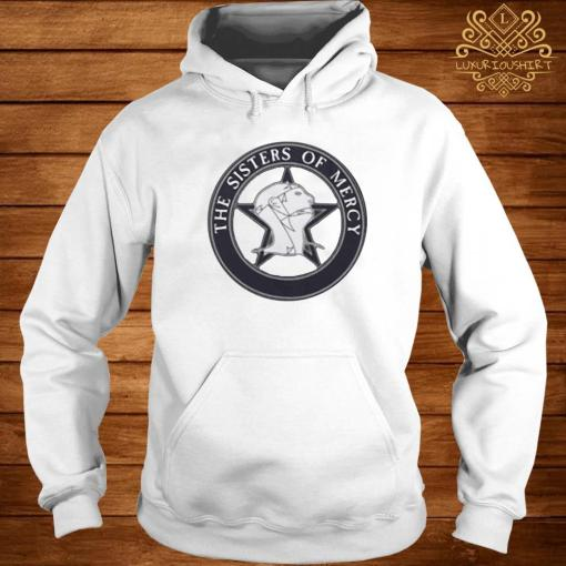 The Sisters of Mercy Shirt hoodie