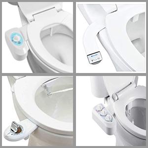 Best bidet toilet attachment