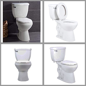 Best toilets for small bathrooms