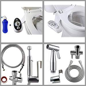 Pleasant 5 Best Bidet Toilet Combo Of 2019 Reviews Buying Guide Caraccident5 Cool Chair Designs And Ideas Caraccident5Info