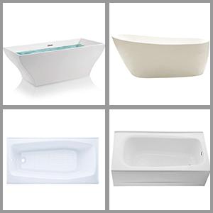 Best Acrylic Tubs