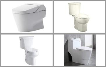 Best Dual Flush Toilet -Reviews