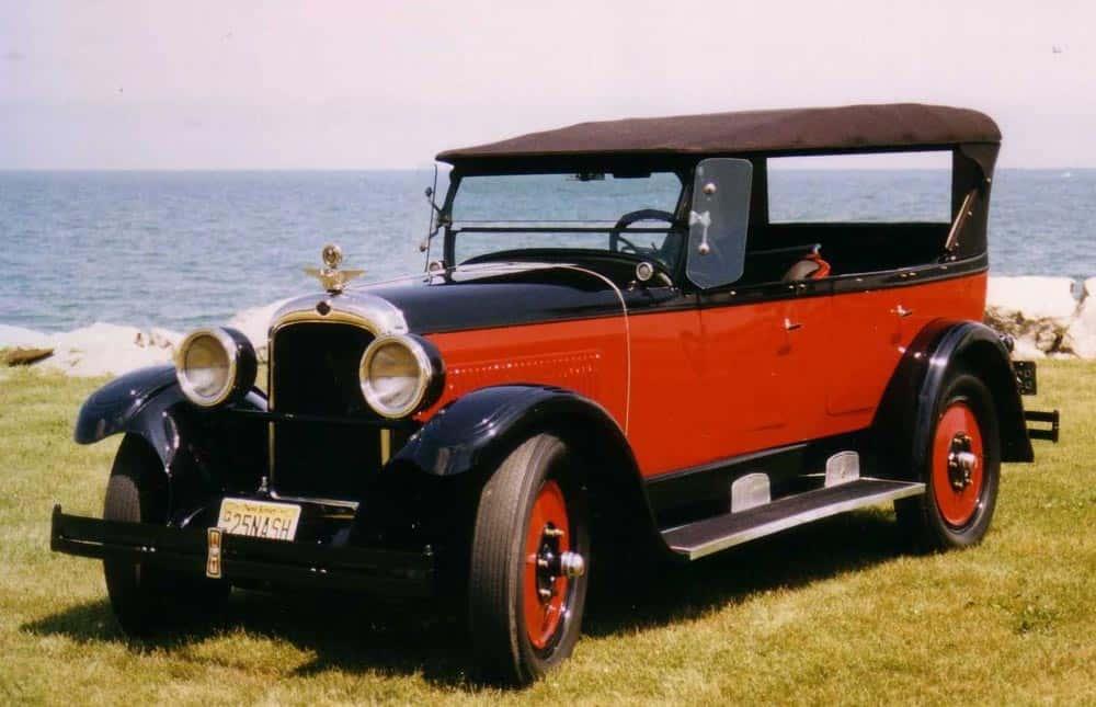 1925-Nash-Automobile