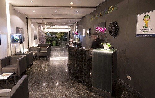 Hotel Orla revamped by Hublot