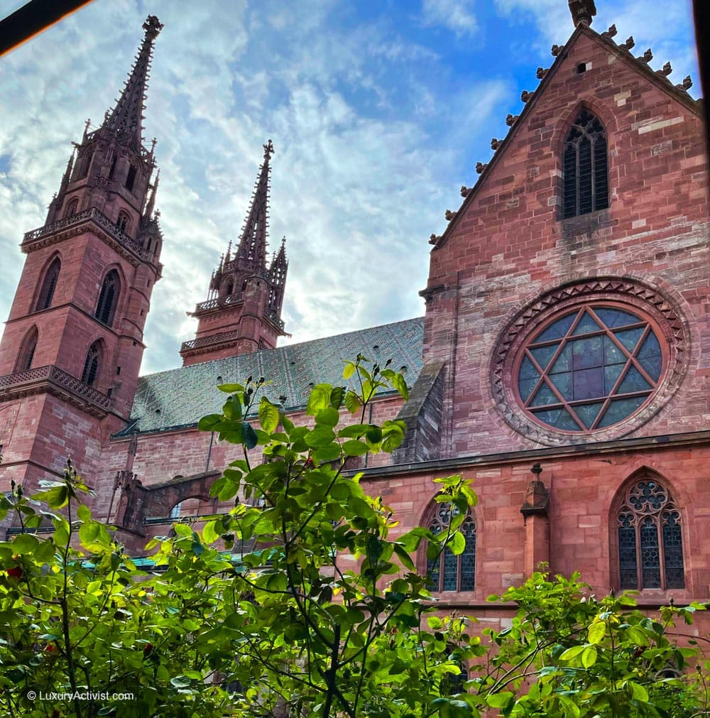 Basel-Cathedral