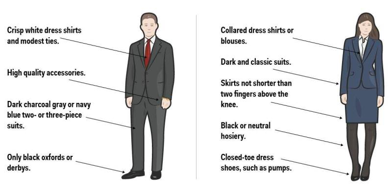 Business-fashion-dresscode