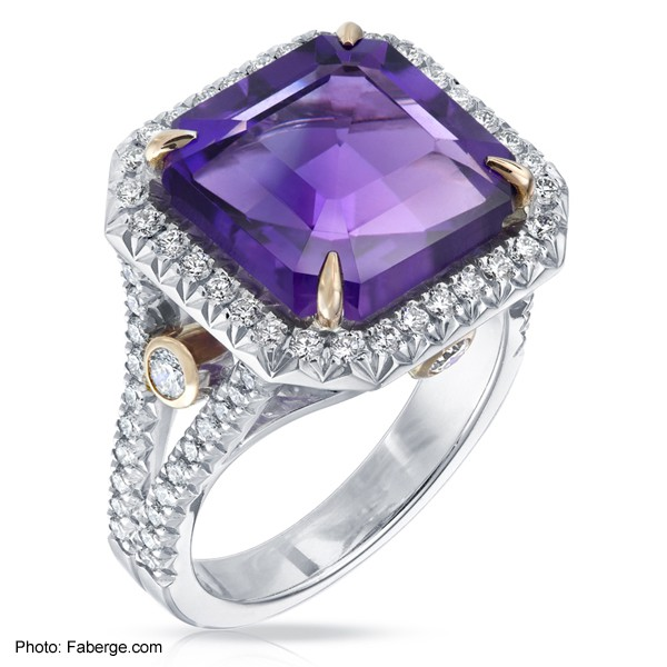 Faberge-rings