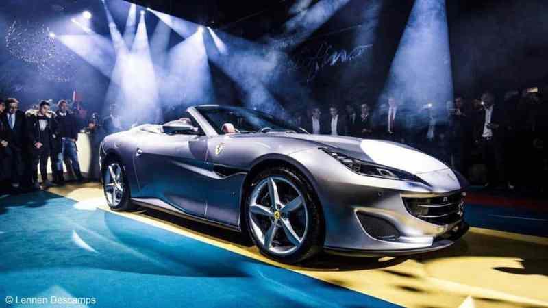 Ferrari-Portofino-event