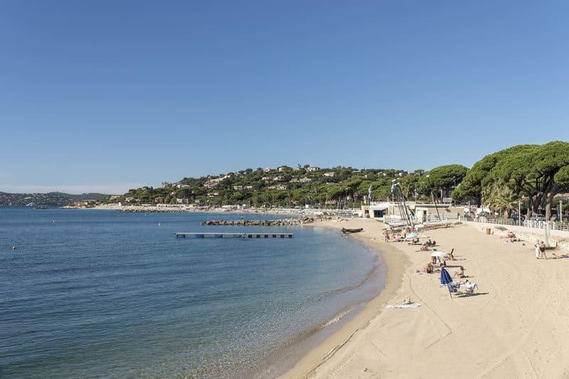Sainte-Maxime-Plage-La-Croisette
