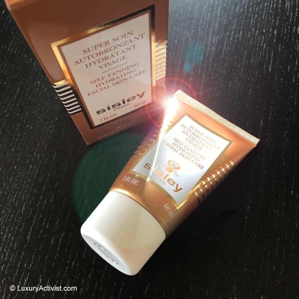 Sisley-Self-tanning-facial-skincare