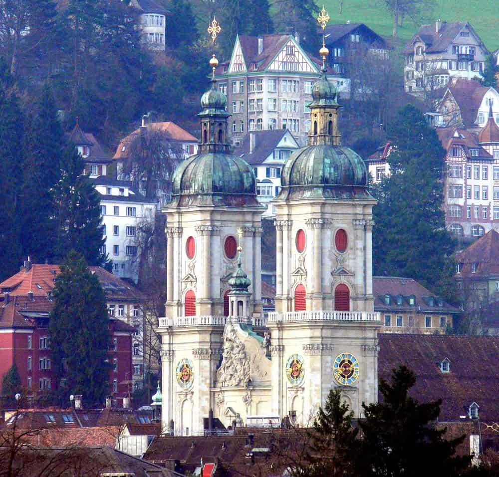 Saint-Gallen-Cathedral