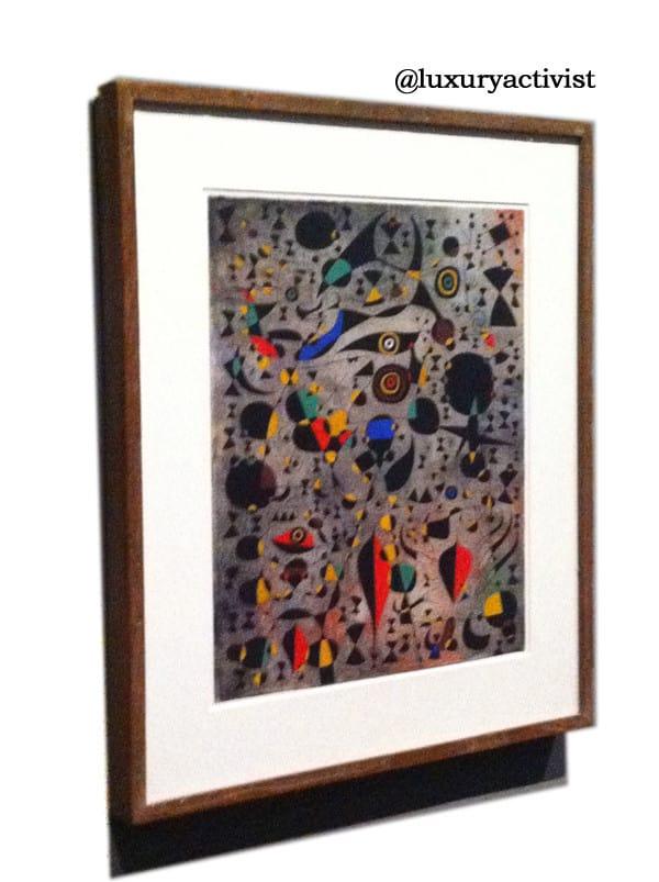 constellations 1941 Joan Miro