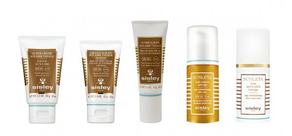gamme solaire visage sisley