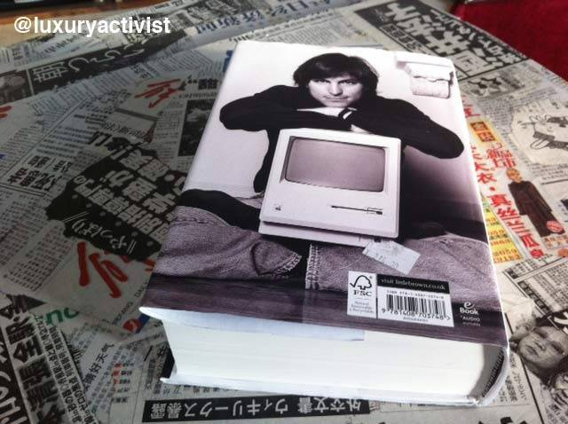 SteveJobs by walter isaacson