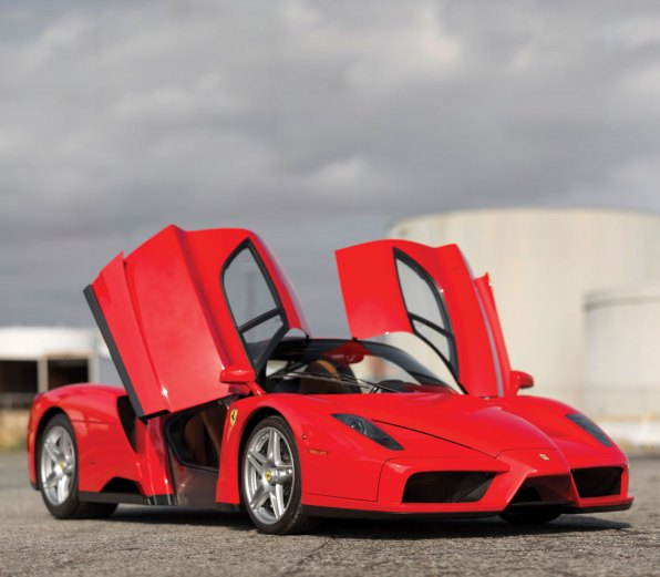 Ferrari Enzo – 2005 – 6.050.000 dollars (41 mio. kr.)