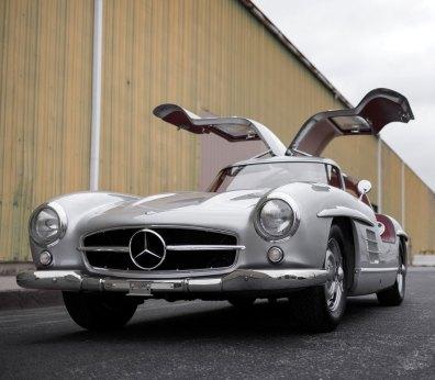 Mercedes-Benz 300 SL – 1955 – 4.500.000 dollars (30,5 mio. kr.)
