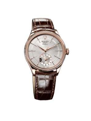 Rolex producerer også en Cellinilinje, hvor designet er mere klassisk. Kvaliteten er dog helt den samme som i Oystermodellerne.