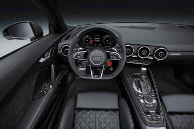 Audi TT RS Cabriolet