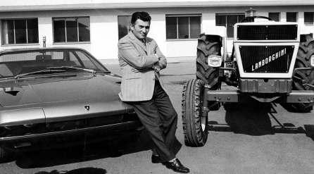 Ferruccio Lamborghini (1916-1993)